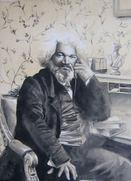 Study for Frederick Douglass