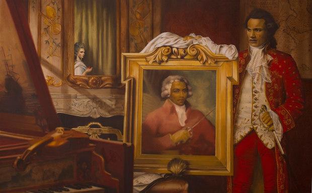 Chevalier de St Georges