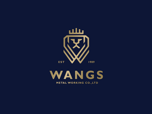 WANGS 王室金屬  |  品牌識別設計