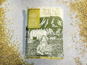 七彩鄉村米  |  包裝設計