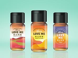 LOVE ME HONEY | 包裝設計