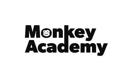 Monkey Academy Logo - Black - Lightbox.p