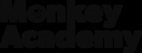 Monkey Academy Logo - Black.png