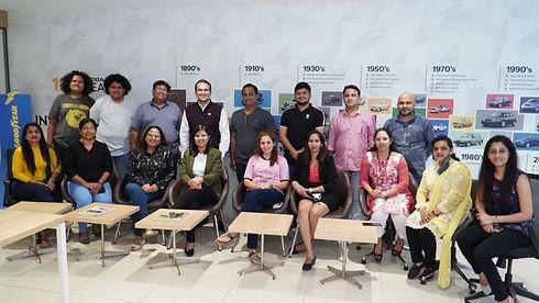 Monkey Academy Digital Marketing Training for Dr Auto Skoda Mumbai.JPG