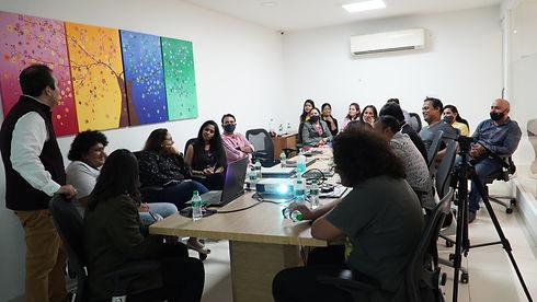 Monkey Academy Digital Marketing Training for Dr Auto Skoda Mumbai 2.JPG