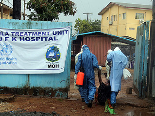 Crumbling Public Health Infrastructure Contributes to Spread of Ebola