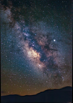 Death Valley Milky Way 2