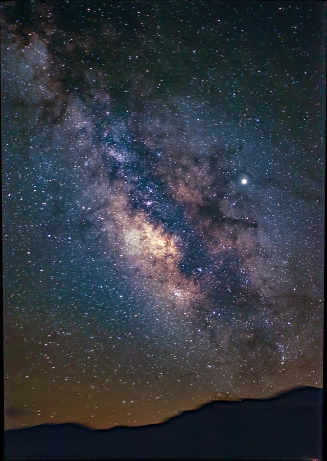 Death Valley Milky Way 2
