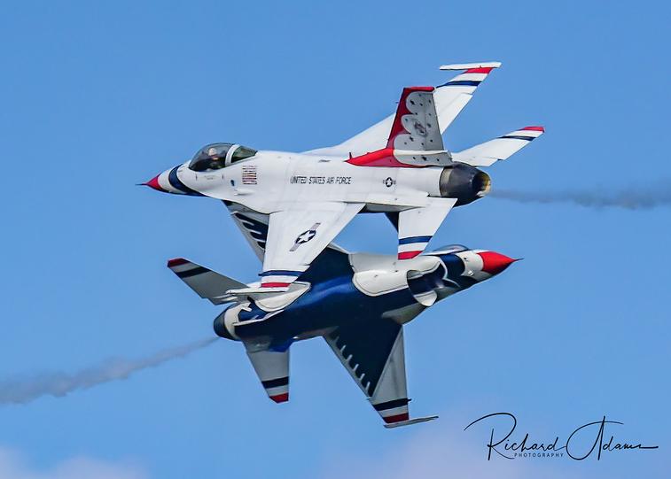 Thunderbirds crossover