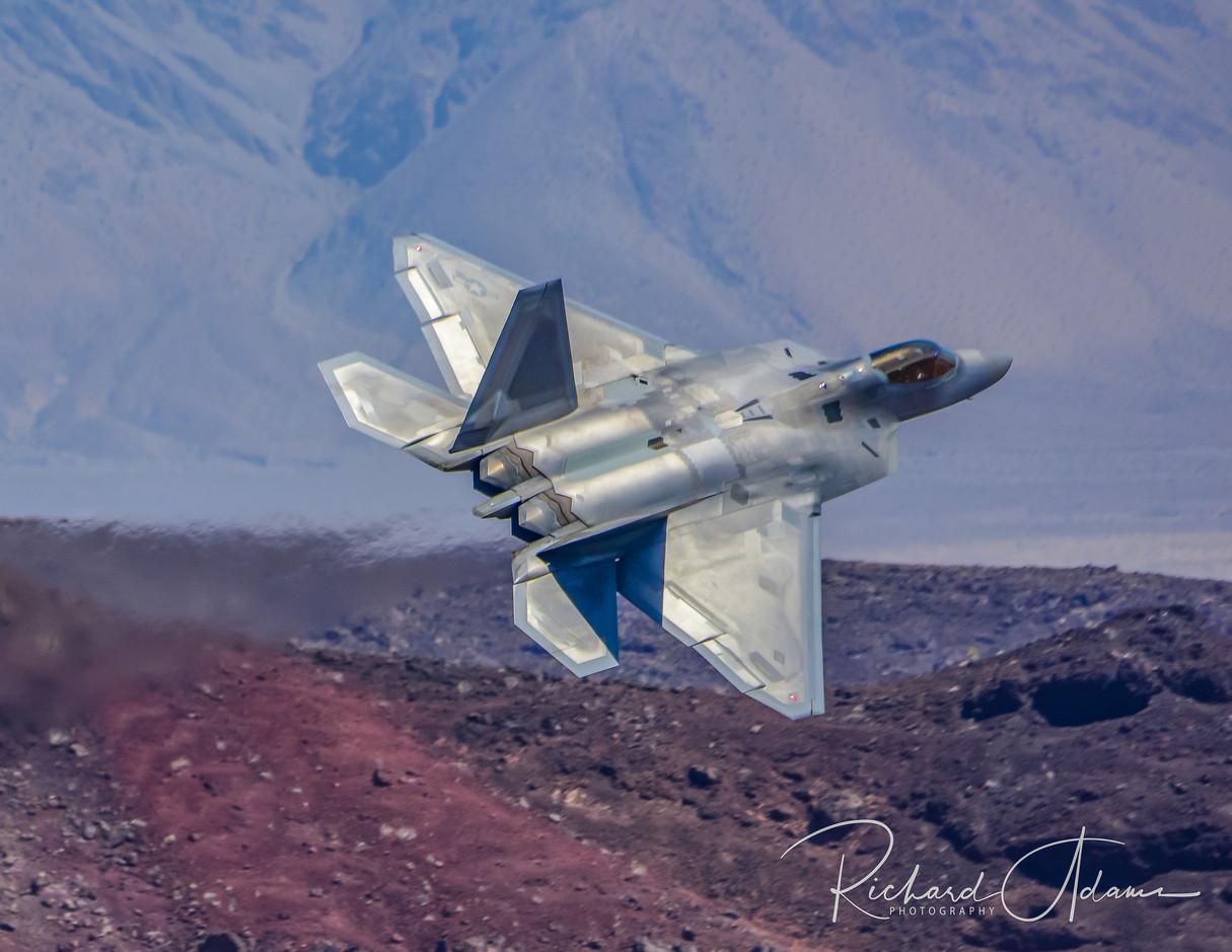 F-22 Star Wars Canyon 2