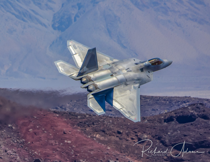 F-22 Star Wars Canyon 2