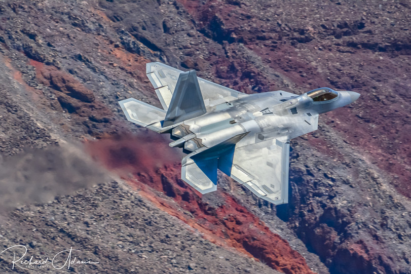 F-22 Star Wars Canyon
