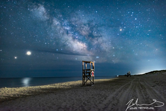 Cape Cod Milky Way