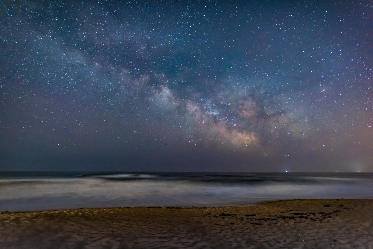 Coastal Maine Milky Way 4