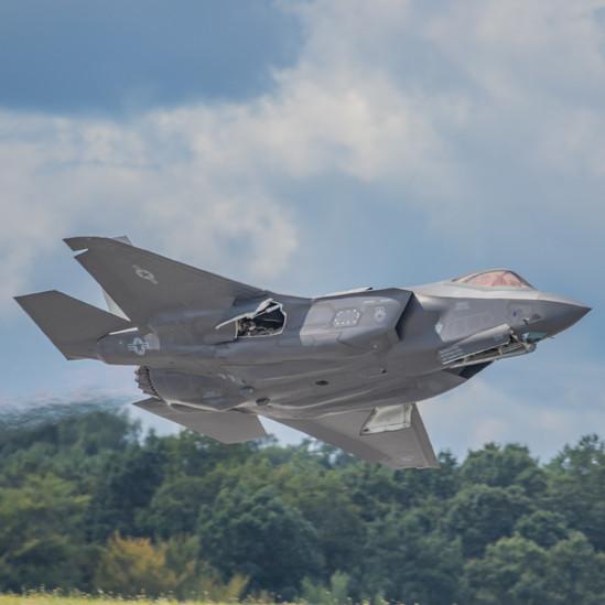 F-35A Take off