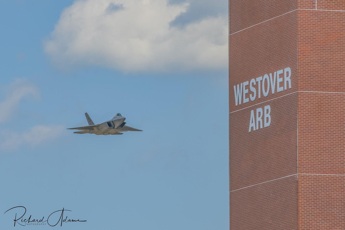 F-22 Westover Air Reserve Base