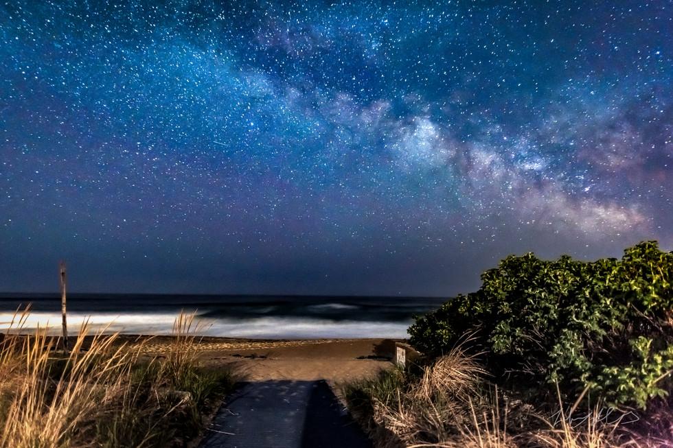 Coastal Maine Milky Way 3