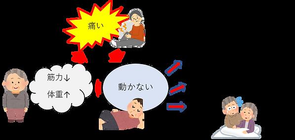 変形性関節症と動脈硬化や認知症