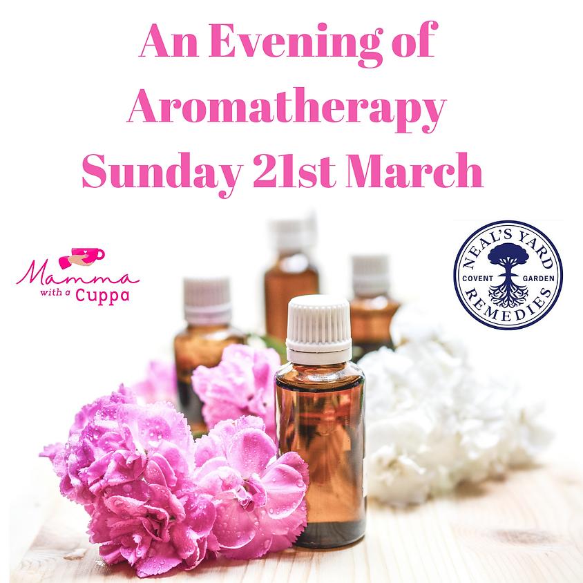 ⭐️ Aromatherapy Evening Workshop
