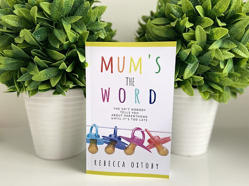 Mums The Word - Book