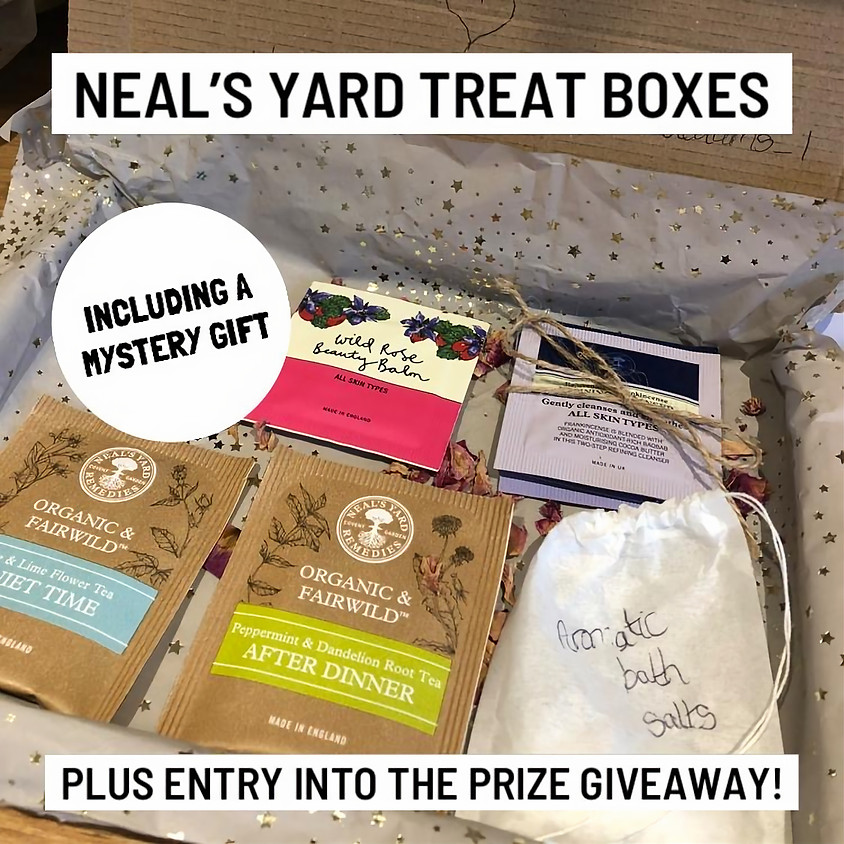 Neal's Yard Party - Christmas and Neal's Yard Treat Boxes