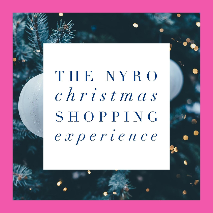 Neals Yard Christmas Shopping Party