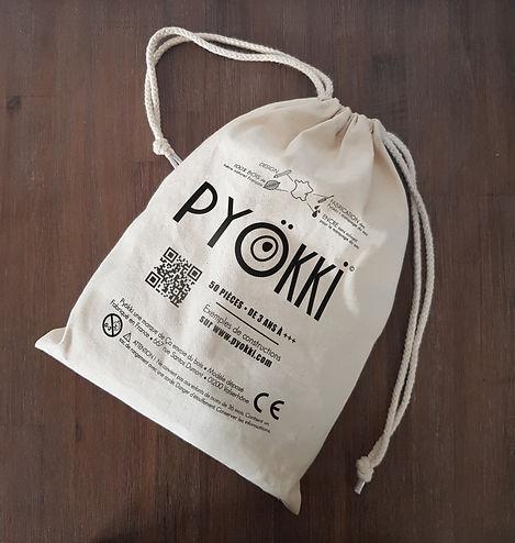 Ça envoie du bois - Pyokki - sac