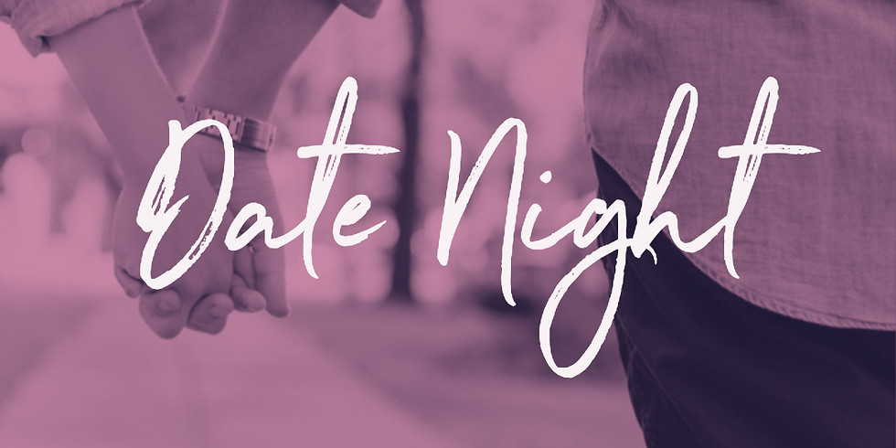 Date Night Fundraiser