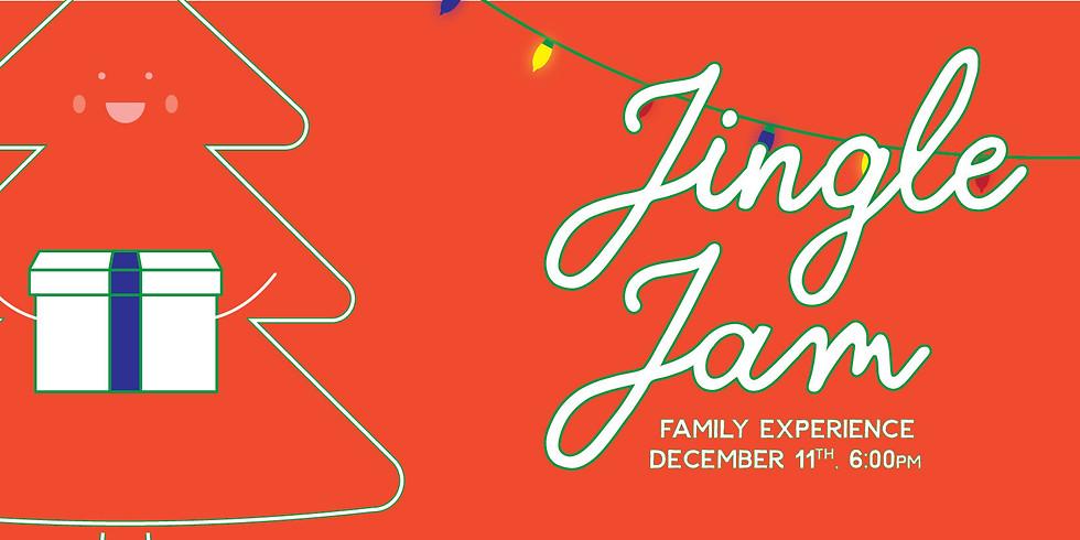 Jingle Jam Family Experience