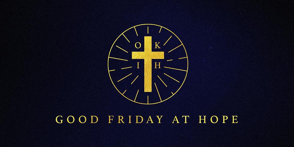 Good Friday Night of Worship