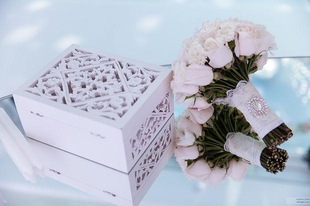 свадебный букет, свадебный декор, Тюмень, Гарден Отель Тюмень, свадьба Кати и Кости