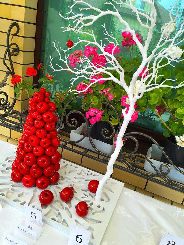 организация свадьбы в Тюмени от Ксении Стан и её команы wedding Production