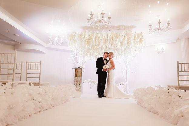 свадебная регистрация от свадебного агентства