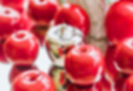 яблоки на свадьбу, декор , студия декора wpwedding studio зеркальная свадьба, свадьба с яблоками, свадьба с деревьями Тюмень