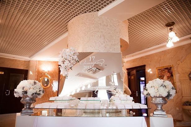 схема рассадки для гостей в Тюмени, свадебное агентство wpwedding wedding production