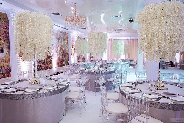 красивый свадебный декор