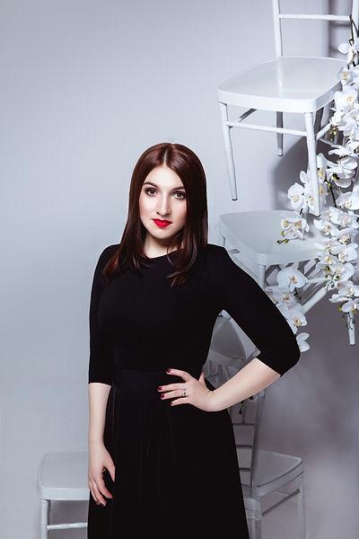 Анна Трофимова, Специалист Wedding Production, руководитель свадебных спецпроектов, флорист-декоратор.