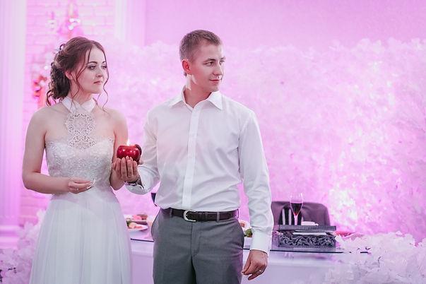 свадебная подсветка,свадебный свет.свадебная программа,свадебное агентство Тюмень