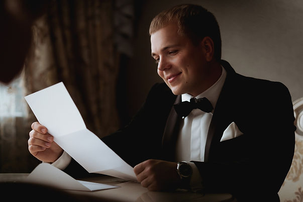 свадебное письмо от будующей невесты своему жениху, искренние эмоции, стильный свадебные аксессуары ,черный смокинг, свадебное агентство wedding production Тюмень. цзцуввштпюсщь wedding
