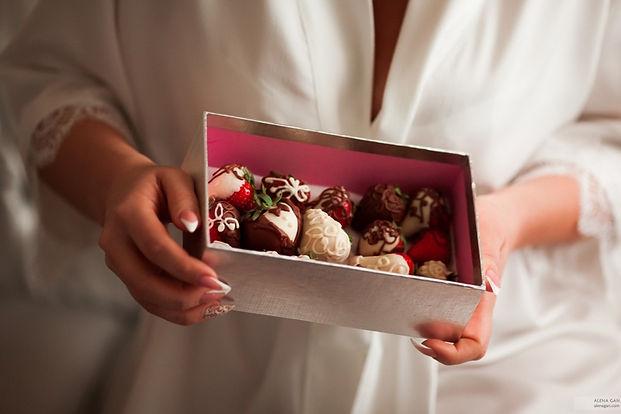 сладкий подарок невесте