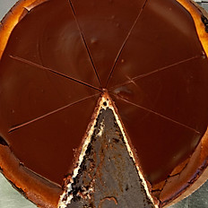 Kaluha Chocolate Cheesecake