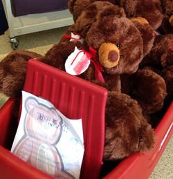 Bears in wagon 2