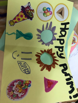 Card-Happy Purim