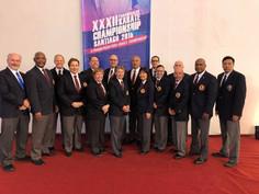 2018 Sr. Pan American Championships