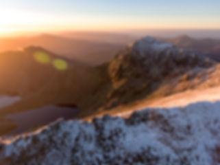 Aerial view of Snowdonia at sunrise..jpg