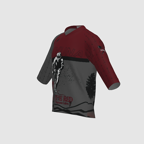 Cuyuna Freeride 3/4 sleeve jersey