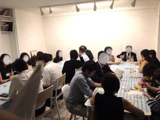 【レポート】2018.6.22 オトナ イタリアンパーティー大盛況!