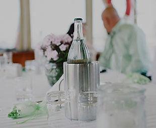 Eine Hochzeit auf dem MS Marple Salonschiff Boot