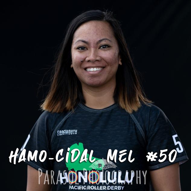Hamo-cidal Mel #50