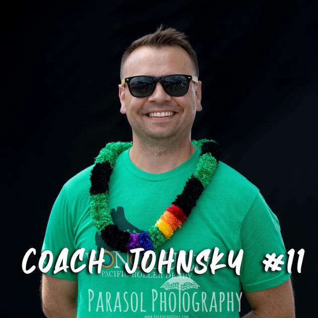 Coach Johnsky #11